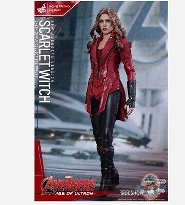 $ CDN729.09 • Buy 1/6 Captain America Age Of Ultron Scarlet Witch MMS357 Hot Toys 902702