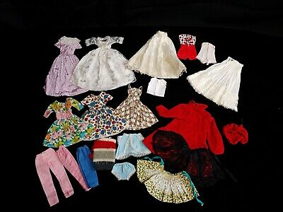 $ CDN16.54 • Buy 1960s Vintage Barbie Clothes Lot, Wedding, Dresses Sew Free Fashion Fun Patterns