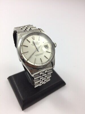 AU4999 • Buy Circa 1981 Rolex Datejust 16000 Oyster Perpetual Stainless Steel Automatic Watch