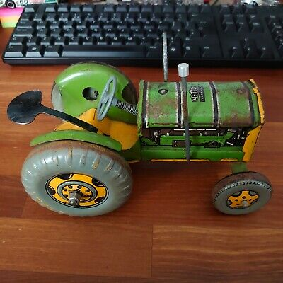 Mettoy Playthings Tractor • 40£