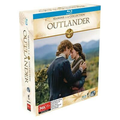 AU179.89 • Buy Outlander: Seasons 1-4 Collection BLU-RAY NEW