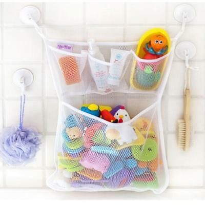 Baby Bath Bathtub Toy Mesh Net Storage Bag Organizer Holder Bathroom 6A • 3.16£