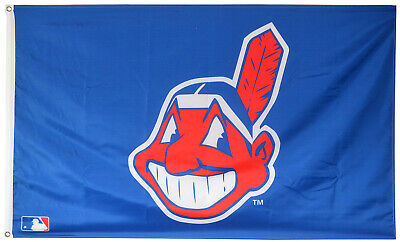 $13.99 • Buy CLEVELAND INDIANS 3'X5' CHIEF WAHOO HOUSE FLAG US Shipper