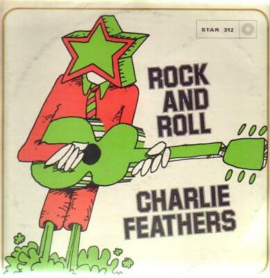 £27.18 • Buy Charlie Feathers Rock And Roll Star Records Vinyl LP