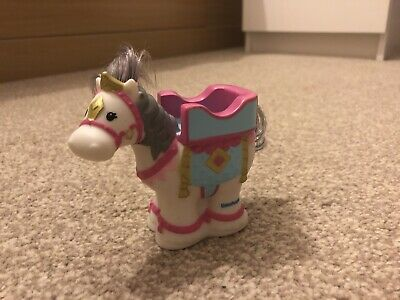 Fisher Price Little People Magical Fairy Princess White Horse • 1.20£