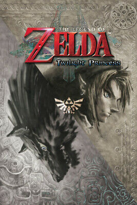 $10.50 • Buy ZELDA - TWILIGHT PRINCESS POSTER 24x36 - GAME 54004