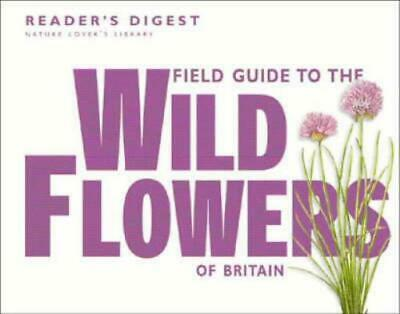 £4.10 • Buy Nature Lover's Library.: Field Guide To The Wild Flowers Of Britain (Hardback)