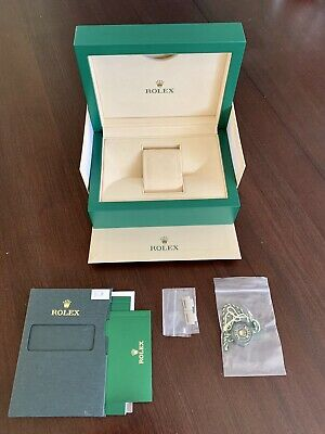 $ CDN794.34 • Buy Rolex Explorer II Original Box, 2 Extra Links, And Papers (42mm)