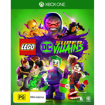 AU39 • Buy LEGO DC Super Villains Preowned - Xbox One - PREOWNED