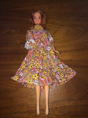 $ CDN29.99 • Buy Vintage Japan Barbie Doll Red Ginger Hair Toy Rare Clothing Figure 1966 Old