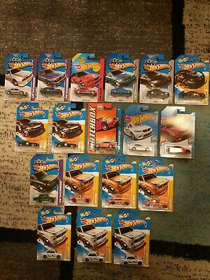 $15.50 • Buy Hot Wheels & Matchbox Lot Of 18 - BMW - M3, 1M, Z4M, M2, 2002, E30, E36, E90,