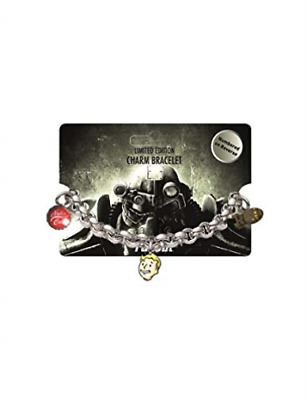 Indies Merchandise-CHARM BRACELET FALLOUT GAME NEW • 7.71£