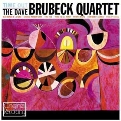 £3.48 • Buy The Dave Brubeck Quartet : Time Out CD (2011) Expertly Refurbished Product