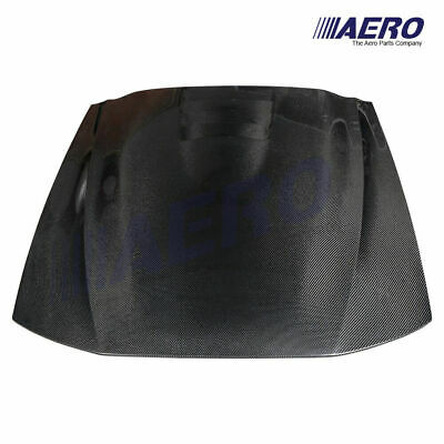 $999 • Buy 99-04 Ford Mustang Carbon Fiber Cobra RStyle Heat Extractor Hood For - AERO
