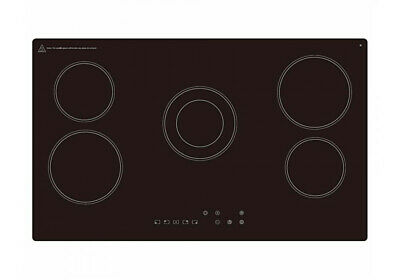 Montpellier CT905 90cm Built In Touch Control Ceramic Hob Cooktop In Black  • 199£