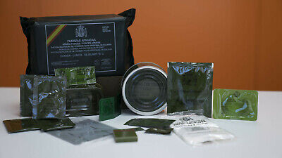 $39.99 • Buy Spanish Mre, Army Ration, Emergency, Meal Ready To Eat, Canned Food, Military