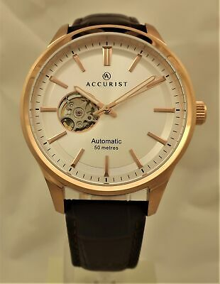 $ CDN103.39 • Buy Accurist Gents Automatic Watch - 7702-NEW