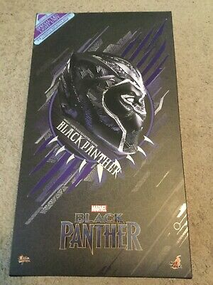 $ CDN330.60 • Buy Hot Toys MMS470 1/6th Scale Marvel Black Panther T'Challa Figure