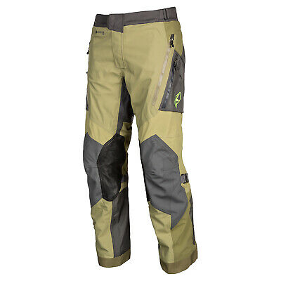 $ CDN1104 • Buy Klim Badlands Pro Sage HI-VIS Motorcycle Pants- Free Shipping