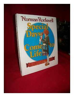 $ CDN38.95 • Buy Norman Rockwell : Special Days Come To Life - An Abbeville Pop-Up Book
