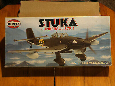 $9.99 • Buy 1/48 Stuka From Airfix