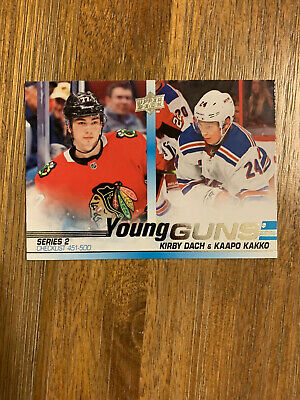 $2.99 • Buy 2019-20 Upper Deck Series 2 Young Guns Rookie U-pick From List Free Ship Us