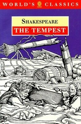 Tempest (Oxford Shakespeare) By Shakespeare, William Paperback Book The Cheap • 5.49£