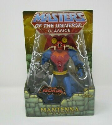 $139.99 • Buy Mantenna MASTERS OF THE UNIVERSE Classics MOTU Sealed W Box
