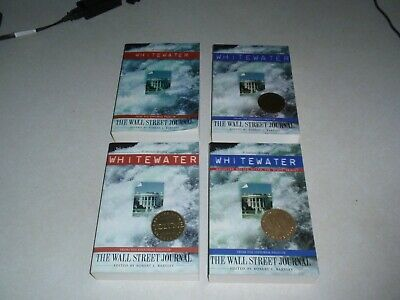 $6 • Buy Whitewater ~ The Wall Street Journal ~ Volume 1-4 ~ 1994-1998 ~ Paperback