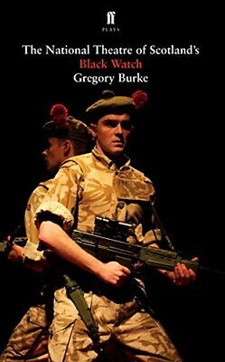 Black Watch (Faber Drama) By Burke, Gregory Paperback Book The Cheap Fast Free • 7.99£