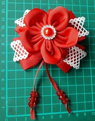 AU5.15 • Buy Child's Kids Accessories Hair Clips Girls School Ribbons