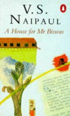 £3.30 • Buy A House For Mr Biswas By V. S. Naipaul (Paperback) Expertly Refurbished Product