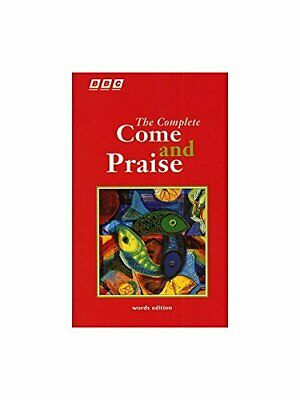 The Complete Come And Praise Words Edition Lyrics Only Book Paperback Book The • 5.49£