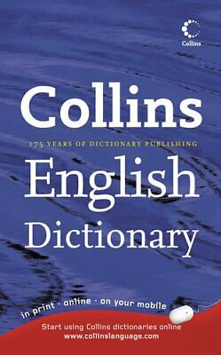 £11.99 • Buy Collins English Dictionary: Home Edition By Not Stated Book The Cheap Fast Free