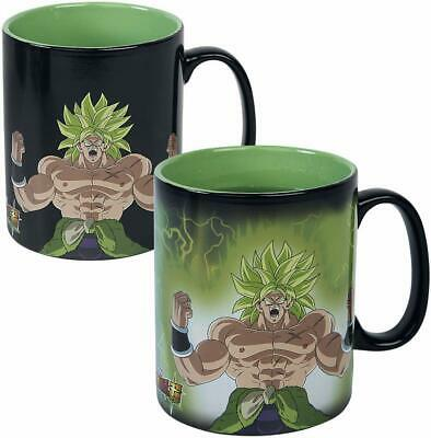 £12.95 • Buy Official Dragon Ball Z Gogeta Heat Changing Magic Coffee Mug Cup New In Box Aby