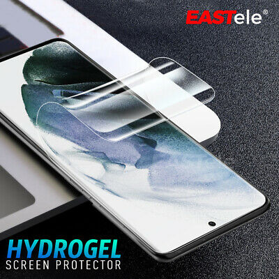 AU8.45 • Buy 3x HYDROGEL Screen Protector For Samsung Galaxy S21+ S20 FE Plus Note 20 Ultra