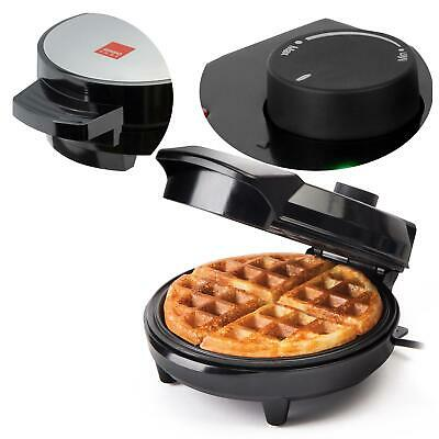 View Details Global Gourmet Waffle Maker Machine: Choose Round Or Square Maker Or Waffle Mix • 34.99£