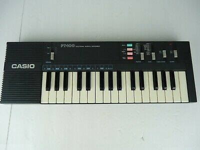 $39.99 • Buy Vintage CASIO PT-100 32-key Electronic Synthesizer Mini Keyboard - WORKS GREAT
