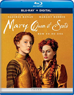 MARY QUEEN OF SCOTS / (DIGC)-MARY QUEEN OF SCOTS / (DIGC) Blu-Ray NEW • 23.95£
