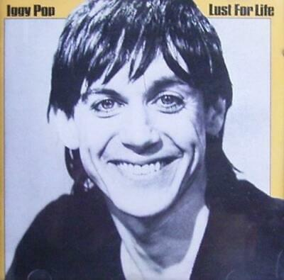 Iggy Pop : Lust For Life (1977) CD Value Guaranteed From EBay's Biggest Seller! • 3.03£
