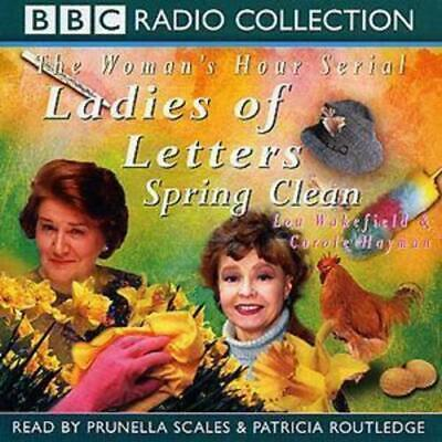 Ladies Of Letters Spring Clean CD (2004) Highly Rated EBay Seller Great Prices • 3.76£