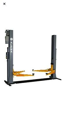 2 Post Car Lift Ramp Brand New 4 Ton £2295.00 +vat, • 2,295£