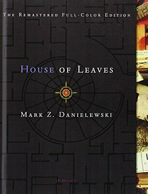 House Of Leaves By Danielewski, Mark Z Book The Cheap Fast Free Post • 25.99£