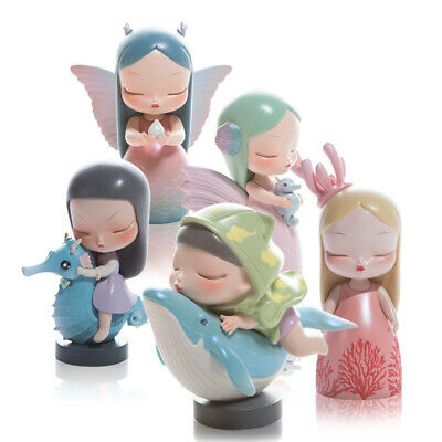 Dream Of Fairy Tale Song Of The Ocean Cute Art Designer Toy Figurine Collectible • 23.72£