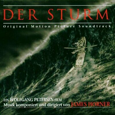 £3.80 • Buy James Horner : The Perfect Storm [SOUNDTRACK] CD Expertly Refurbished Product