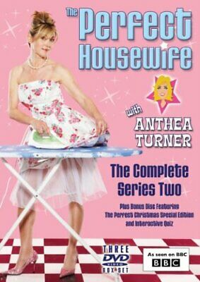 £18.79 • Buy Anthea Turner - The Perfect Housewife Series 2 Including Christma... - DVD  K0VG