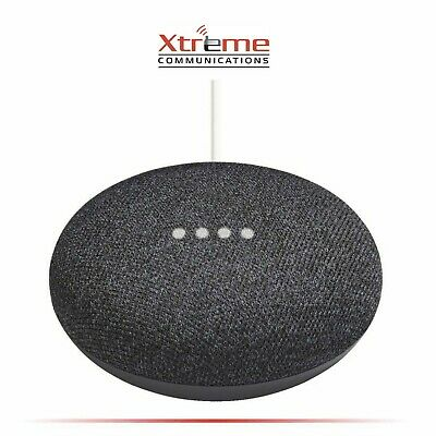 AU55 • Buy Google Home Mini Charcoal