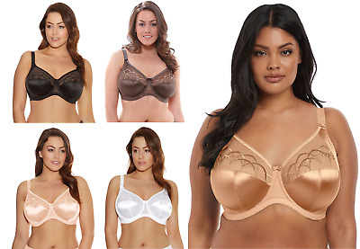 £35.50 • Buy Elomi Cate Bra Underwire Full Cup Banded Bra 4030 Ladies New Various Size Colour