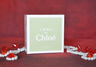 L'eau De Chloe EDT 100ml, Discontinued, Very Rare, New In Box, Sealed • 253£