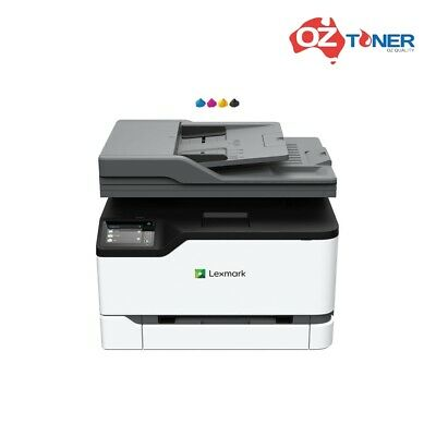 AU399.95 • Buy Lexmark MC3326adwe Multifunction Wireless Color Laser Printer ADF Duplex 24ppm